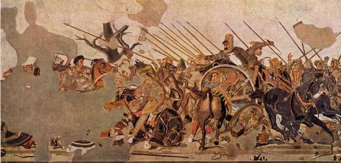 """Da Alessandro Magno all'Isis, i """"braviragazzi"""" hanno bisogno di conquistatori"""