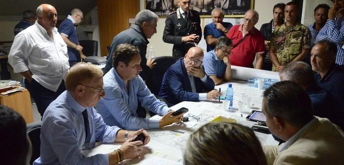 Nubifragio Calabria: concesso lo stato di emergenza