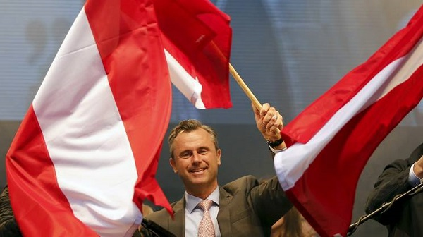 Risultati immagini per elezioni in austria
