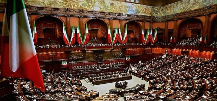 Parlamento rimangono circa 45 giorni di lavoro ius soli for Il parlamento italiano