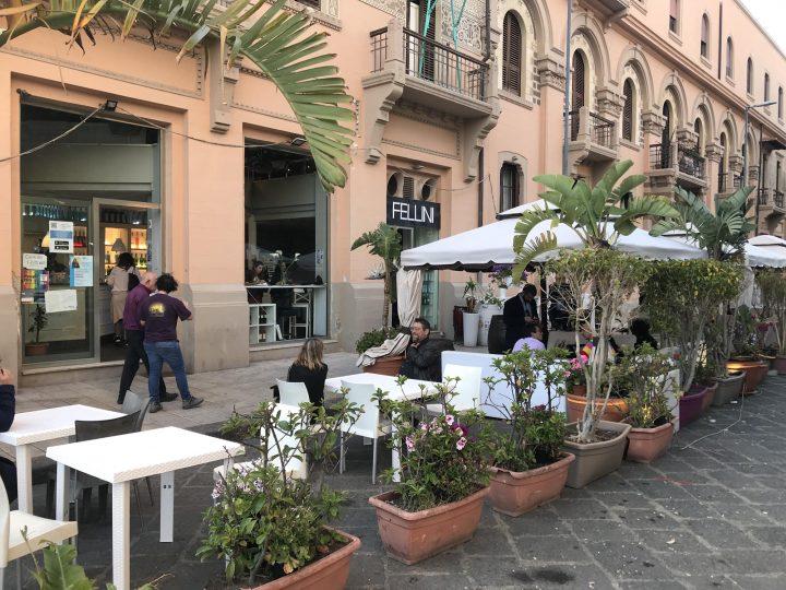 Salotto Dello Spam.Messina Salotto Fellini Compie 30 Anni Al Via Un