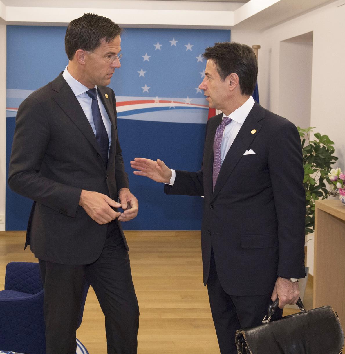 Ad Osaka, il premier Conte rivela al 'collega' olandese la rabbia ...