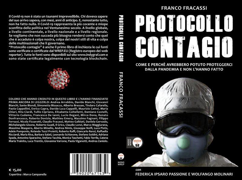 Protocollo contagio, il libro che racconta come avrebbero dovuto ...
